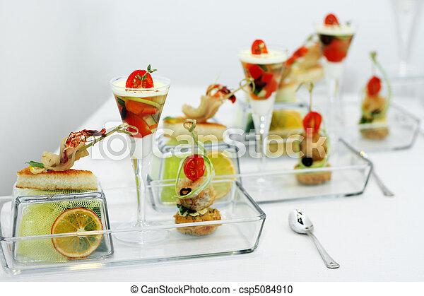 Culinary imagination - csp5084910