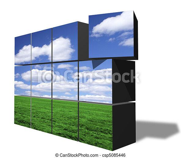 Building clean environment  - csp5085446