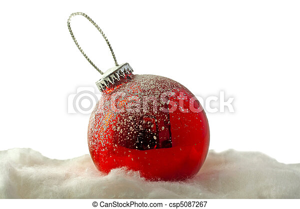 Christmas bauble - csp5087267