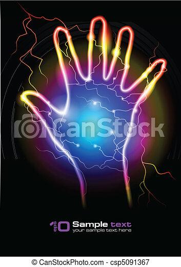 Magic Power - csp5091367