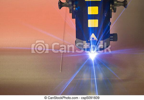 laser cutting machine technology - csp5091609