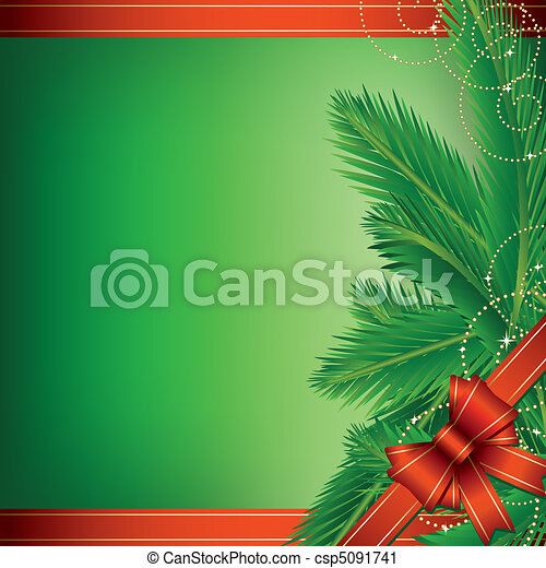 background, border, bow, branch, c - csp5091741