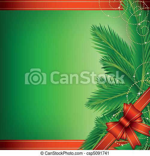 background, border, bow, branch, c - csp5091741
