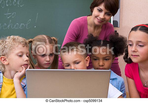 Education - csp5099134