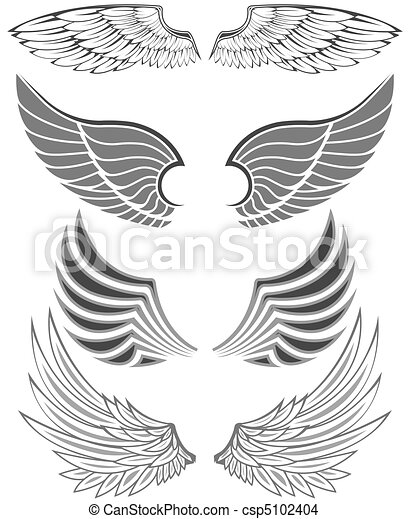 Wings - csp5102404
