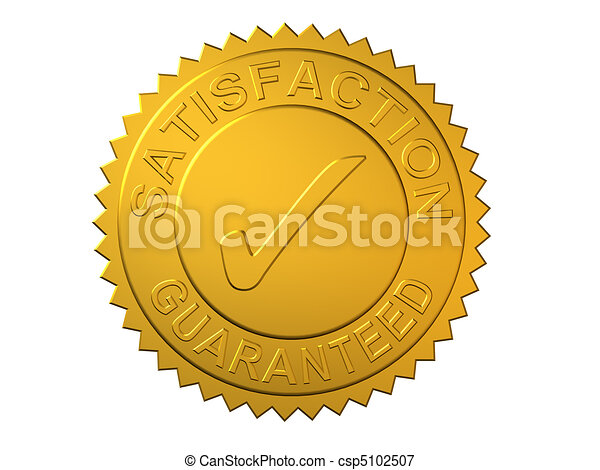 Satisfaction Guaranteed - csp5102507