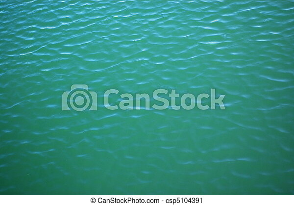 Abstract Background Texture Of A Calm Tropical Ocean - csp5104391