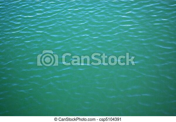 Abstract Background Texture Of A Calm Tropical Ocean - csp5104391