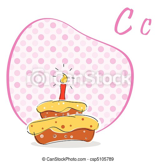 c for cake - csp5105789