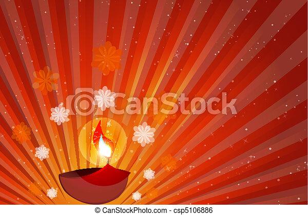 happy diwali - csp5106886
