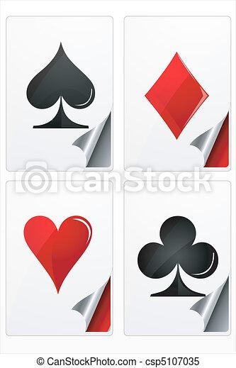 Carte da poker significato