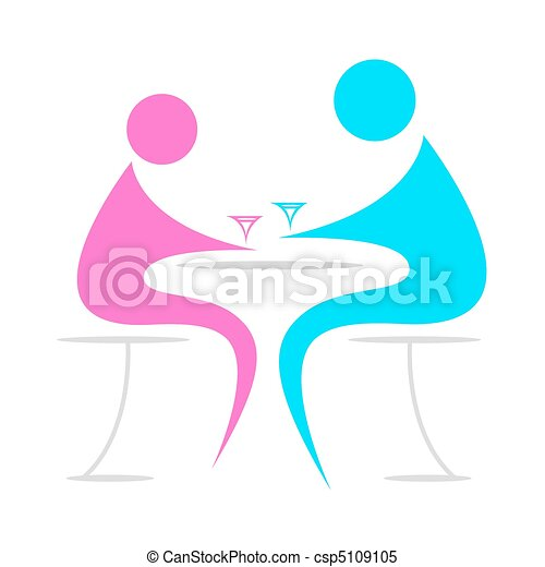 lovers spending time together - csp5109105