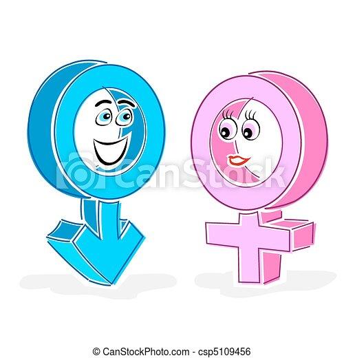 gender icons - csp5109456