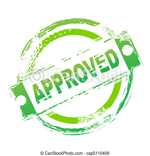 approved seal - csp5110409