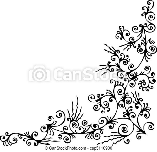 Baroque Frozen vignette CCCXXXIII - csp5110900
