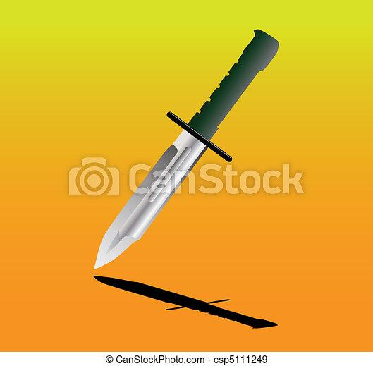 combat knife - csp5111249