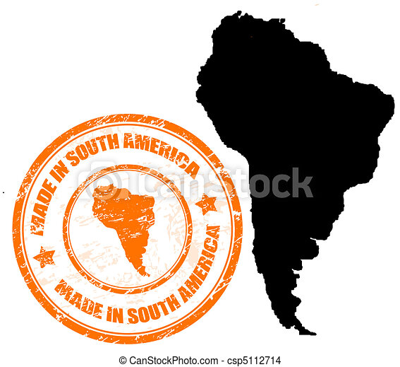 Made in South America - csp5112714