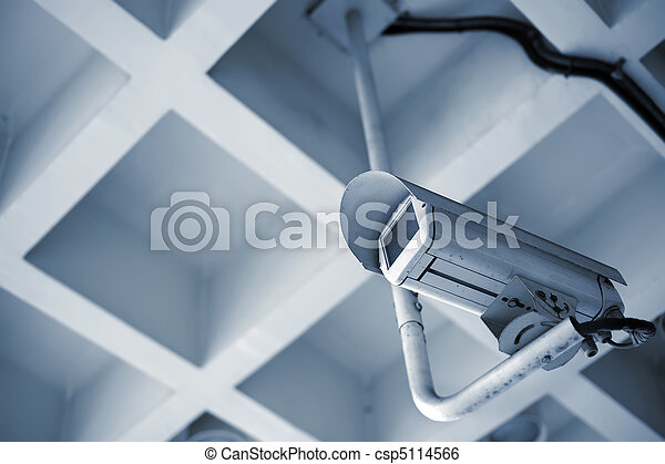 Security camera - csp5114566