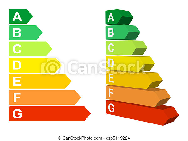Energy efficiency rating - csp5119224