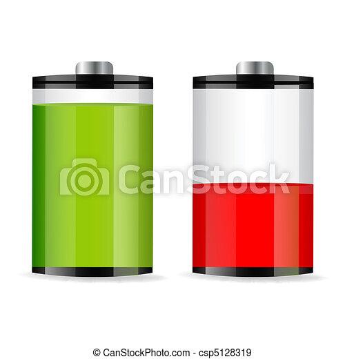 battery levels - csp5128319