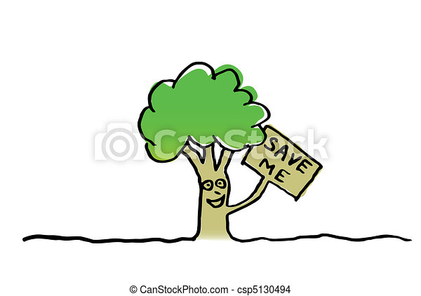 Save the tree - csp5130494