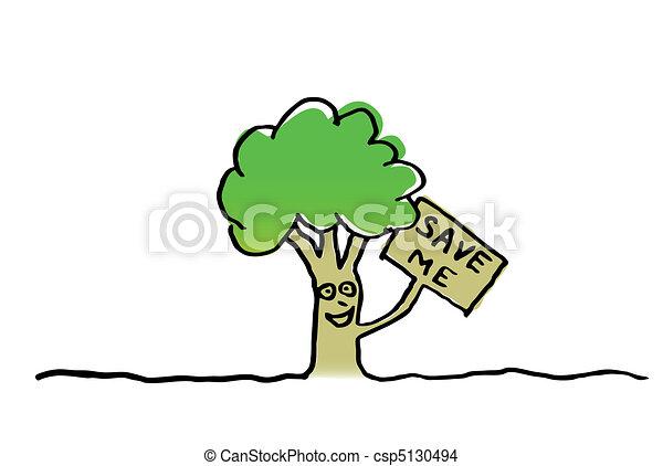 Save the tree - csp5130494