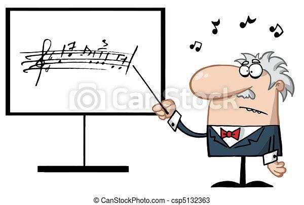 Senior Music Teacher  - csp5132363