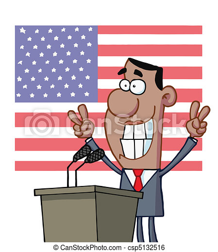 Barack Obama - csp5132516