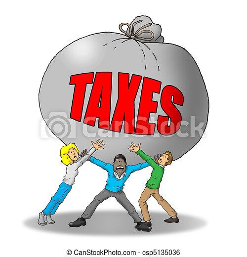 Tax Burden - csp5135036
