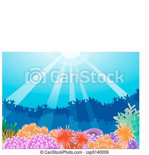 Sea life - csp5140009