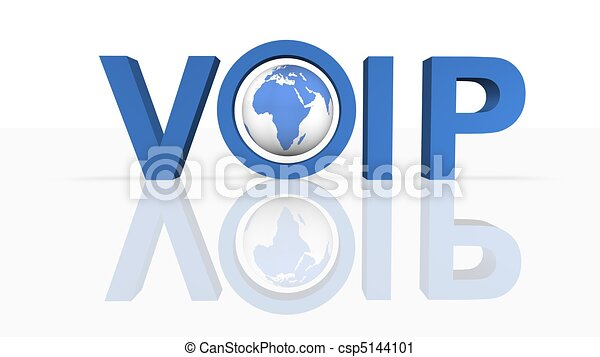 Voice Over IP - csp5144101