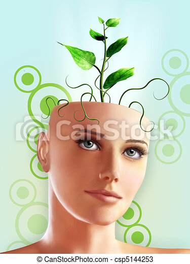 Green idea - csp5144253