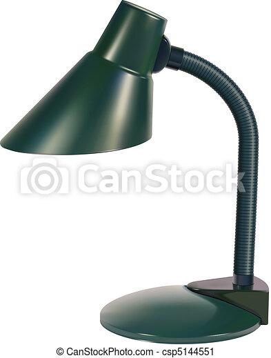 desk lamp - csp5144551