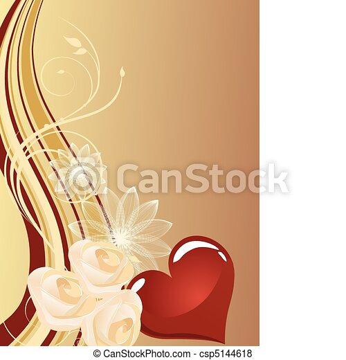 valentine`s day - csp5144618