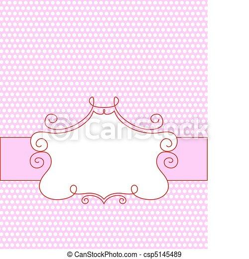 candy frame - csp5145489