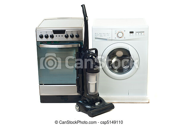 Household appliances - csp5149110