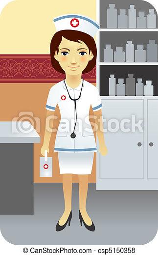 Nurse - csp5150358