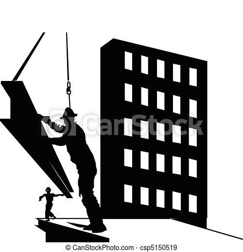 worker illustration - csp5150519