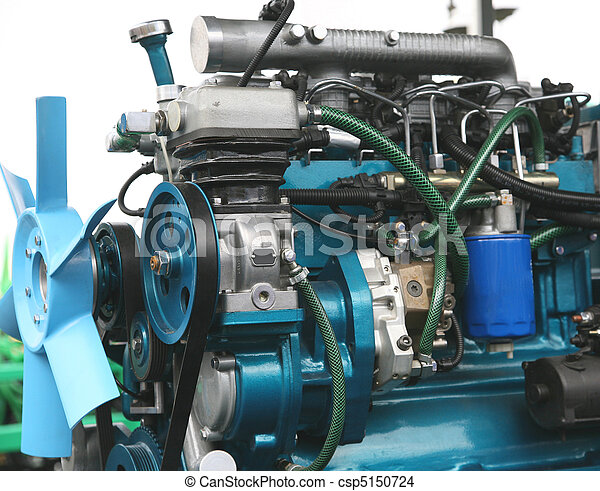 diesel engine - csp5150724