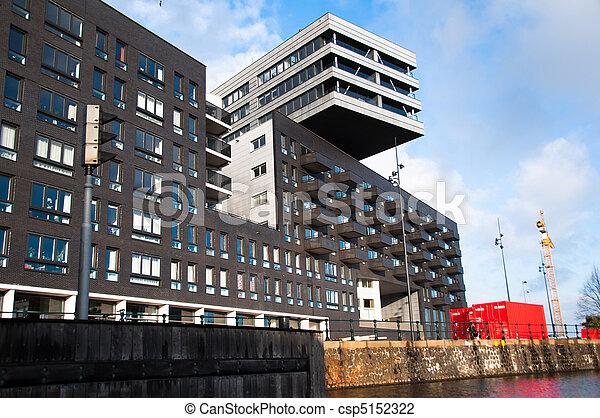 Amsterdam - Modern Architecture