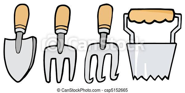 Gardening Tools - csp5152665