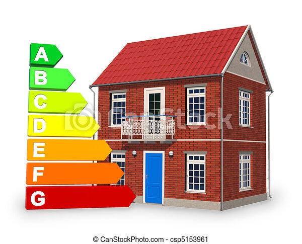 Ecological construction concept - csp5153961