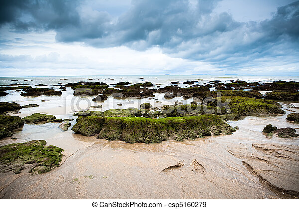 Ko Lanta Island, Thailand - csp5160279