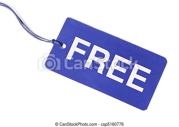 Free tag - csp5160776