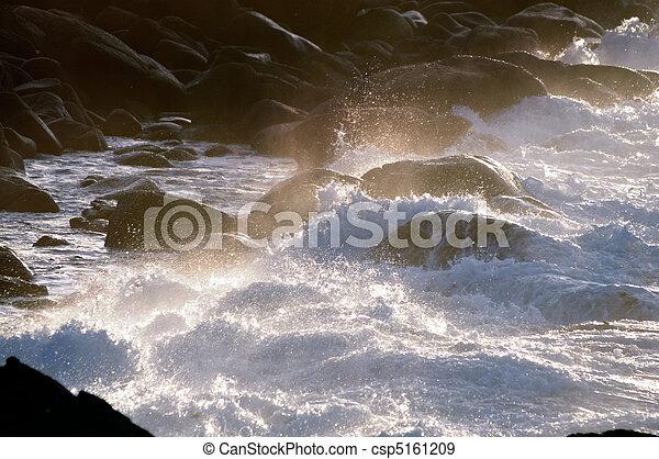 Powerful waves - csp5161209