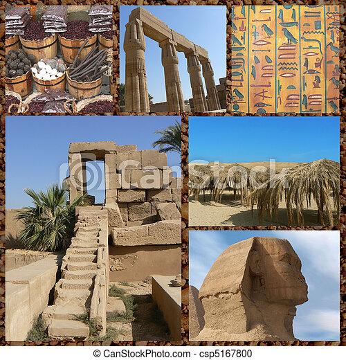 Egypt. Set - csp5167800