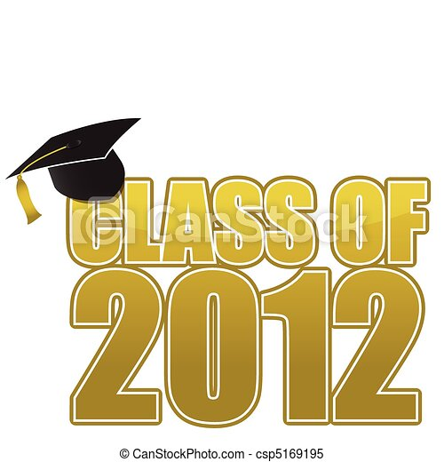 Graduation  2012 - csp5169195