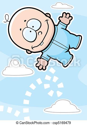 Bouncing Baby - csp5169479