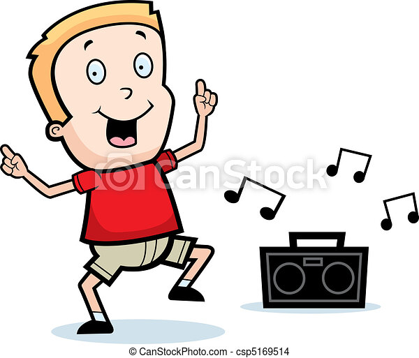 Imagenes de niños bailando en caricaturas - Imagui