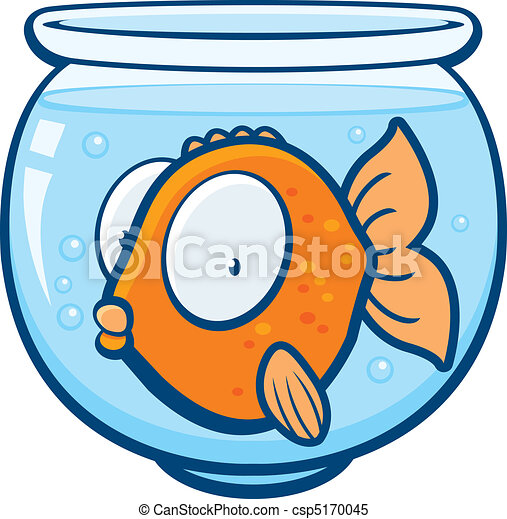 Goldfish Bowl - csp5170045